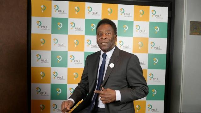 Pelé (Crédito: Reprodução)