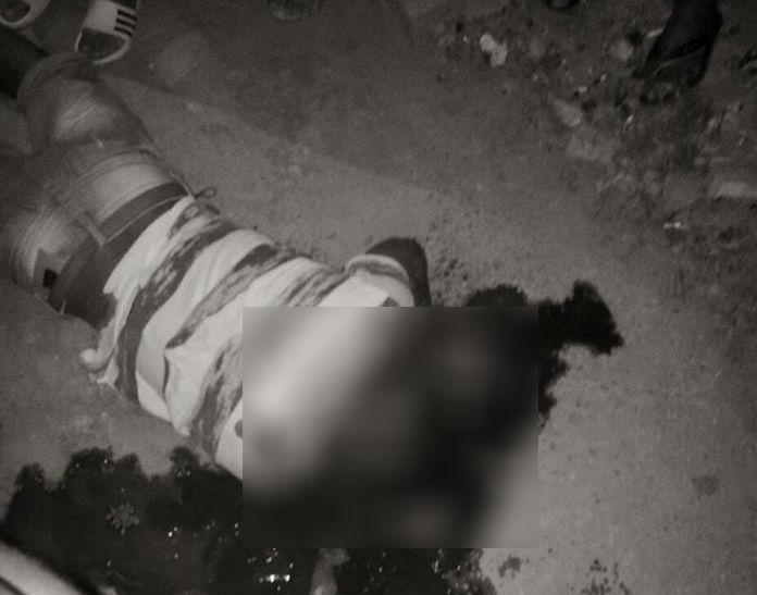 Adolescente foi morto com cinco tiros (Crédito: Reprodução)