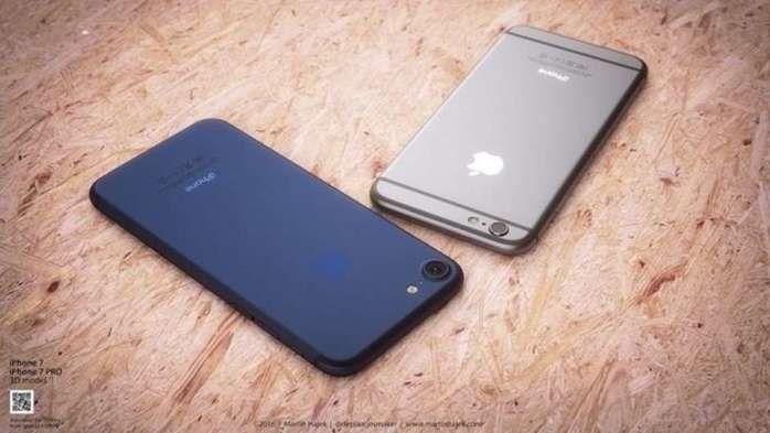 iPhone 7  (Crédito: Divulgação)