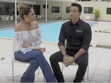 Raquel Dias entrevista o cabeleireiro Rodrigo Cintra