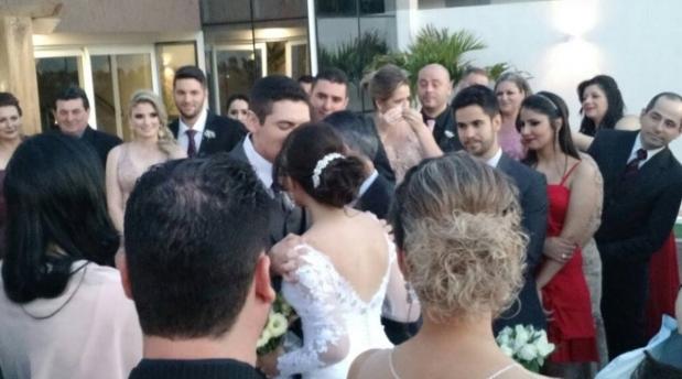 Casamento (Crédito: Reprodução)