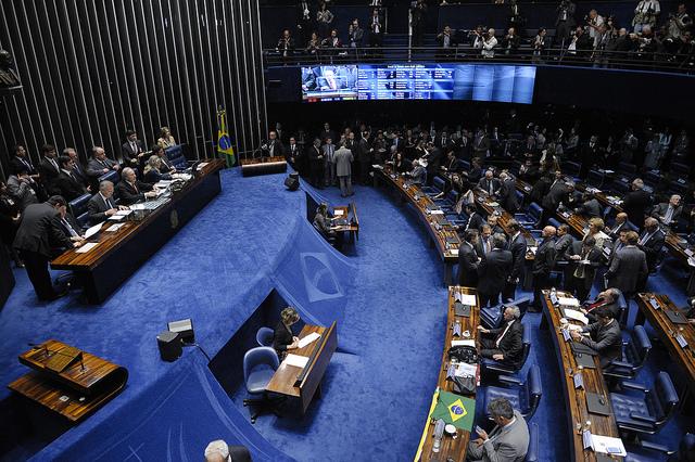 Votação no Senado