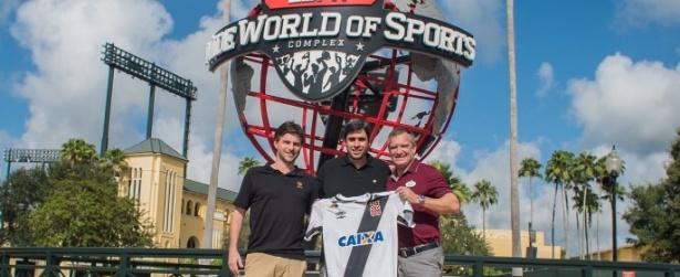 Após Fla, Vasco confirma participação no Florida Cup 2017