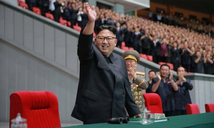 Kim Jong-un (Crédito: Reprodução)