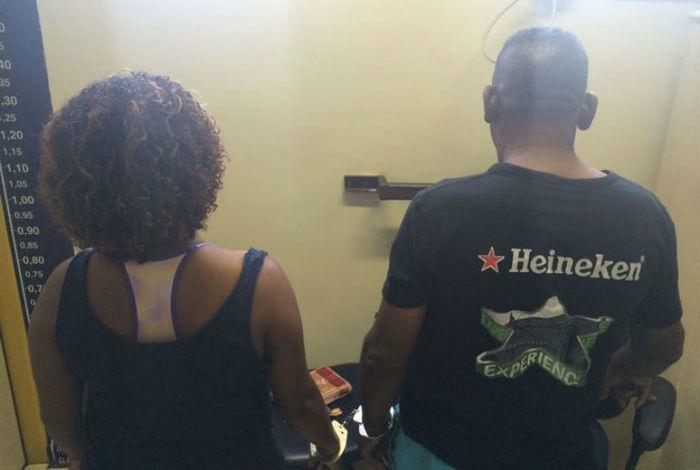 Segundo investigadores, casal confessou o crime