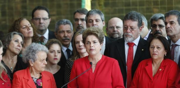 Ex-presidente Dilma Rousseff (Crédito: Pedro Ladeira/Folhapress)