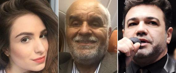 Áudio entre a jovem e o chefe de gabinete vaza nas redes sociais (Crédito: Reprodução)