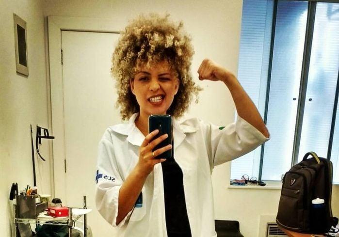 Médica Júlia Rocha (Crédito: Reprodução)