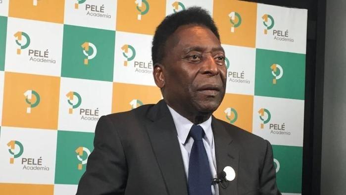 Pelé vai participar da abertura dos jogos no Rio (Crédito: Uol)