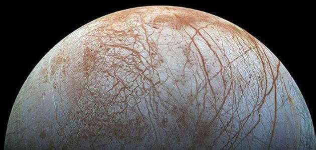 Lua de Júpiter pode abrigar vida terrestre