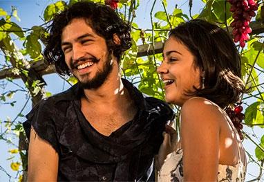 Miguel e Olívia (Crédito: TV Globo)