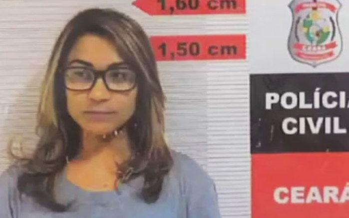 Maranhense foi presa por tráfico de drogas  (Crédito: Divulgação)