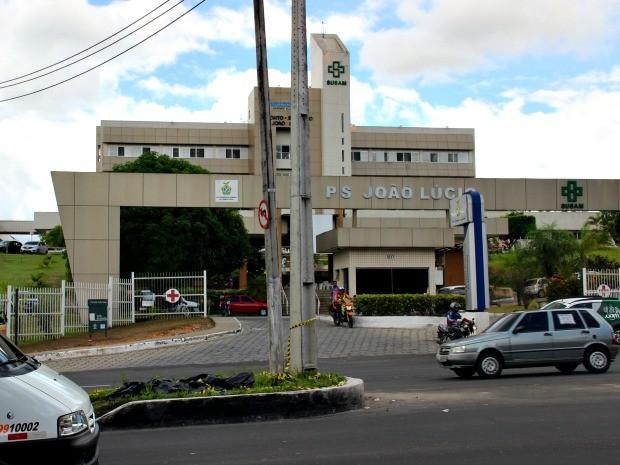 Caso ocorreu nas dependências do Hospital João Lúcio (Crédito: G1)