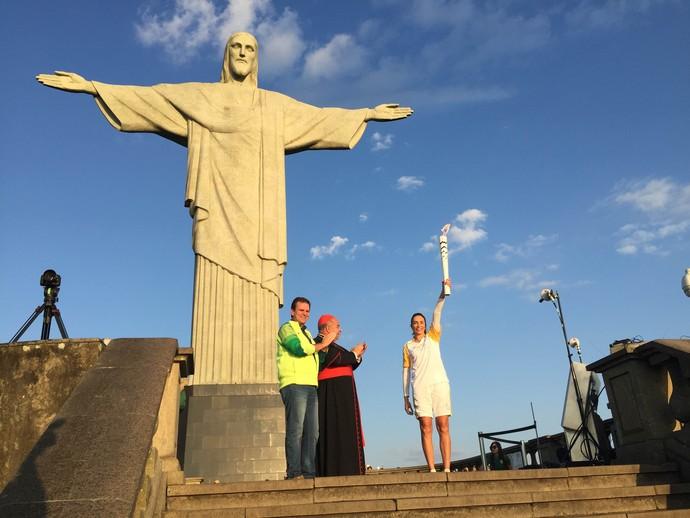 Percurso da Tocha no Rio de Janeiro (Crédito: Reprodução)