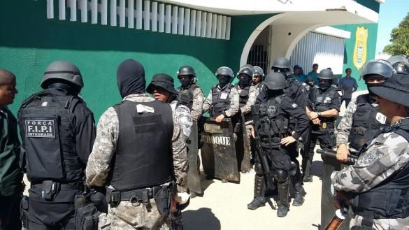 Operação de Pacificação é realizada na Irmão Guido e na Custódia (Crédito: Reprodução)
