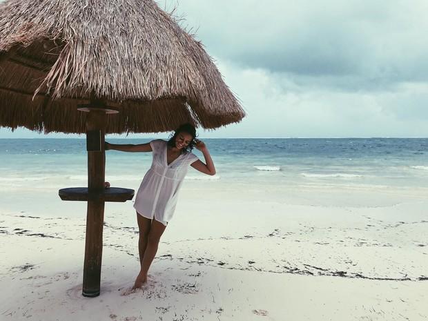 Bruna Marquezine curte Cancun em hotel com diárias de até R$ 2 mil (Crédito: Reprodução)