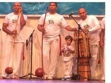 Projeto com a capoeira em Teresina é destaque no Brasil