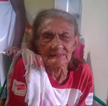 Mulher mais velha do Piauí completa 114 anos e ganha festa surpresa (Crédito: Reprodução)