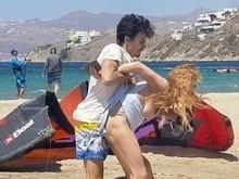Lindsay Lohan fala de agressão de ex-noivo após vídeo cair na web