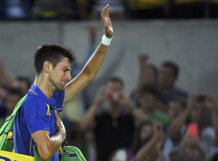 Novak Djokovic  (Crédito: Reprodução)