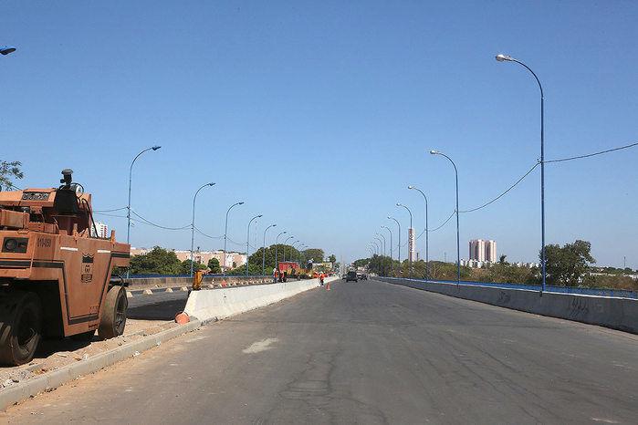 Nova ponte Wall Ferraz