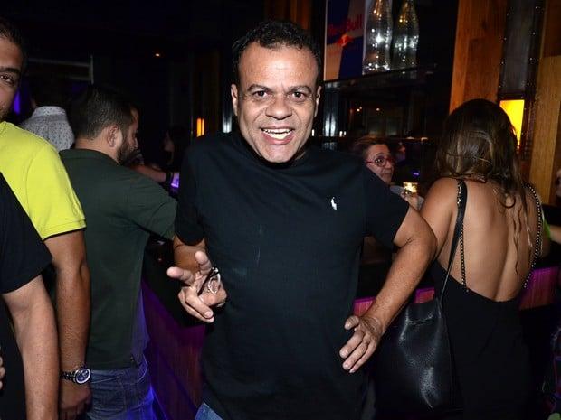 Preta Gil comemora 42 anos com festa em boate do Rio (Crédito: Reprodução)