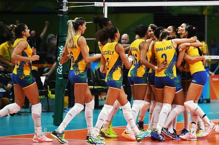 Brasil e Argentina (Crédito: Reprodução)