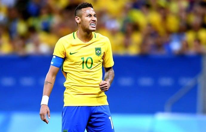 Neymar foi alvo de vaias e críticas (Crédito: MoWA Press)