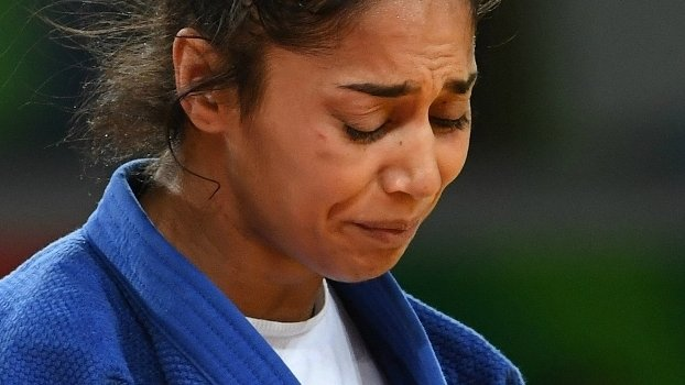 Mariana Silva foi derrotada na disputa do bronze (Crédito: Getty)