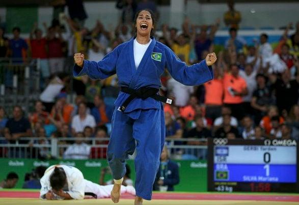 Mariana Silva perde e vai disputar o bronze