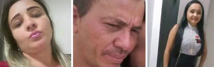 Homem mata ex-cunhadas por vingança na Paraíba (Crédito: Reprodução)