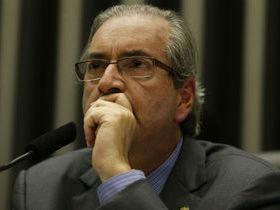 """Cunha exigiu propina alegando """"sustentar mais de 200 deputados"""""""
