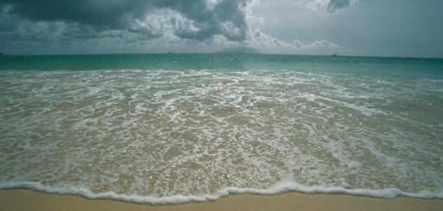 Beber água do mar é perigoso?