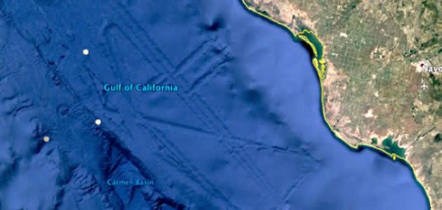 Serviço de mapeamento do Google encontra cidade submersa