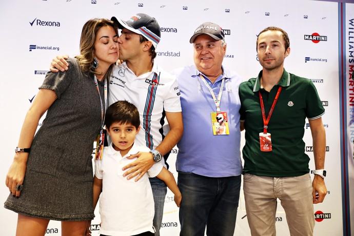 Felipe Massa (Crédito: Reprodução)