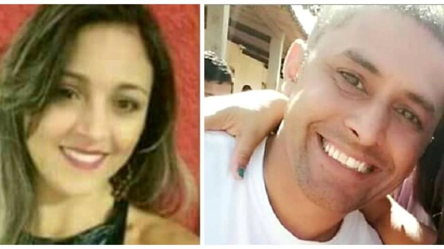Casal assassinado
