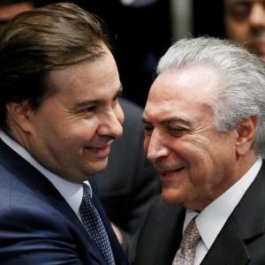 Pela 1ª vez na história, Brasil tem três  presidentes em um só dia (Crédito: Reprodução)