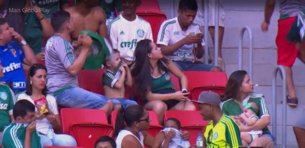 Flamengo e Palmeiras acabaram punidos pelo Superior Tribunal de Justiça Desportiva (Crédito: Reprodução)