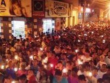 Festejos de União encerram com recorde em procissões