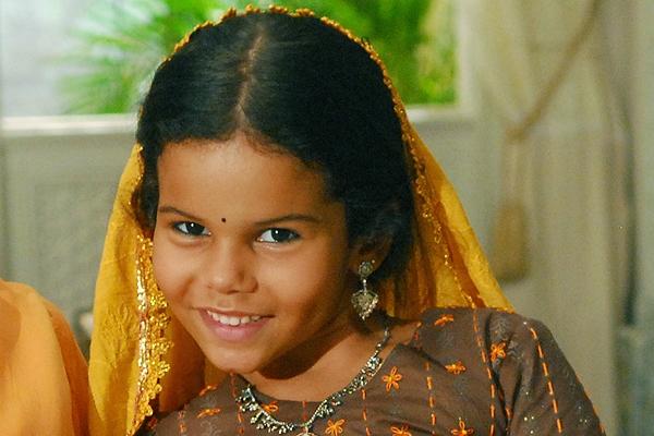 Laura Barreto em Caminhos das Índias