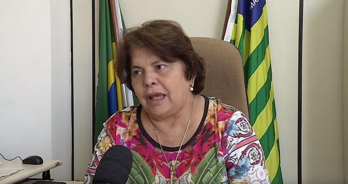 juíza da 1ª Zona Eleitoral, Zilneia Gomes (Crédito: Reprodução)