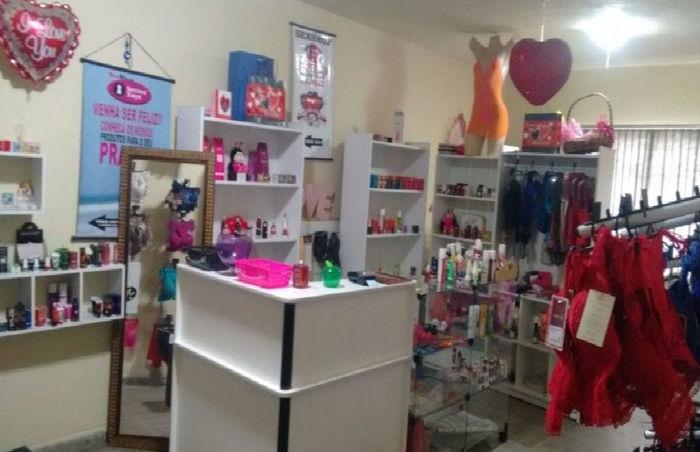 João e Lidia Ribeiro são donos de um Sex Shop