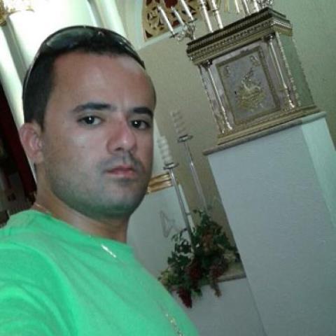 """Natanael Cortez de Albuquerque, mais conhecido como """"Socó"""" ou """"Socozinho"""""""