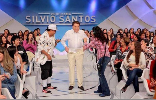 Silvio Santos (Crédito: Reprodução)