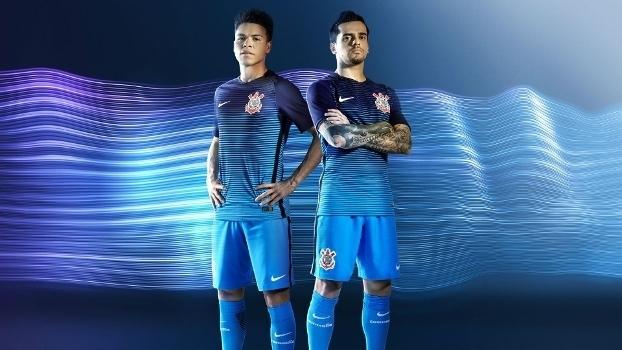 Novo uniforme do Corinthians (Crédito: Reprodução)