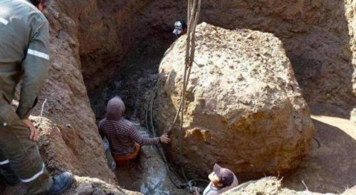 Segundo maior meteorito do mundo é descoberto na Argentina
