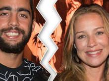 Pedro Scooby confirma fim do casamento com Piovani: 'Somos amigos'
