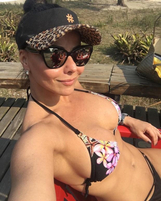 Viviane Araújo  (Crédito: Reprodução/ Instagram )