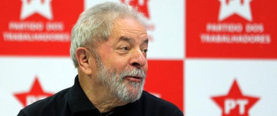 Lula, Marisa e mais seis são denunciados na Operação Lava Jato  (Crédito: Internet )