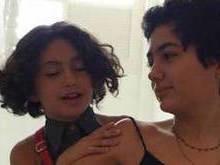 Filha de Camila Pitanga impressiona por semelhança com a mãe